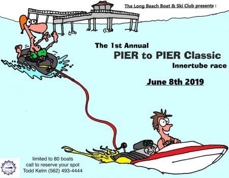 Long Beach Pier to Pier Tub